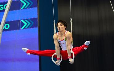 Bakıda idman gimnastikası üzrə Dünya Kubokunun ikinci günü start götürüb