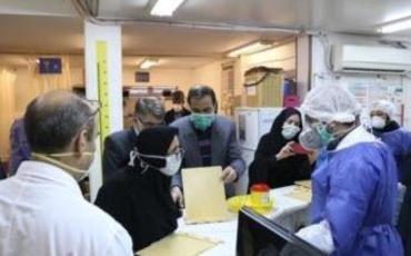 İranda koronavirusdan ölәnlәrin sayı 2 300-ü keçdi