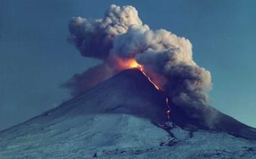 İndoneziyanın ən fəal vulkanı püskürdü