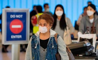 ABŞ-da koronavirusa yoluxanların sayı 121 mini ötüb