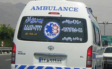 İranda ötən həftə təbii fəlakət nəticəsində 19 nəfər ölüb
