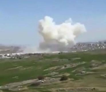 """Türkiyədə """"Roketsan""""ın hərbi zavodunda partlayış olub"""
