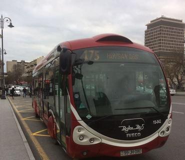 BNA: 65 yaşdan yuxarı avtobus sürücüləri xətdən çıxarılıb
