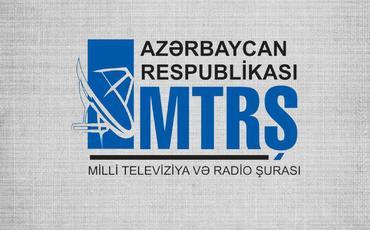 Milli Televiziya və Radio Şurasının iclası keçirilib