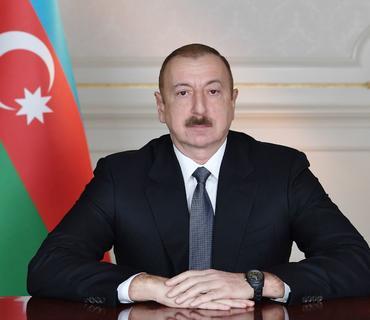Natali Qule Prezident İlham Əliyevə təşəkkür edib