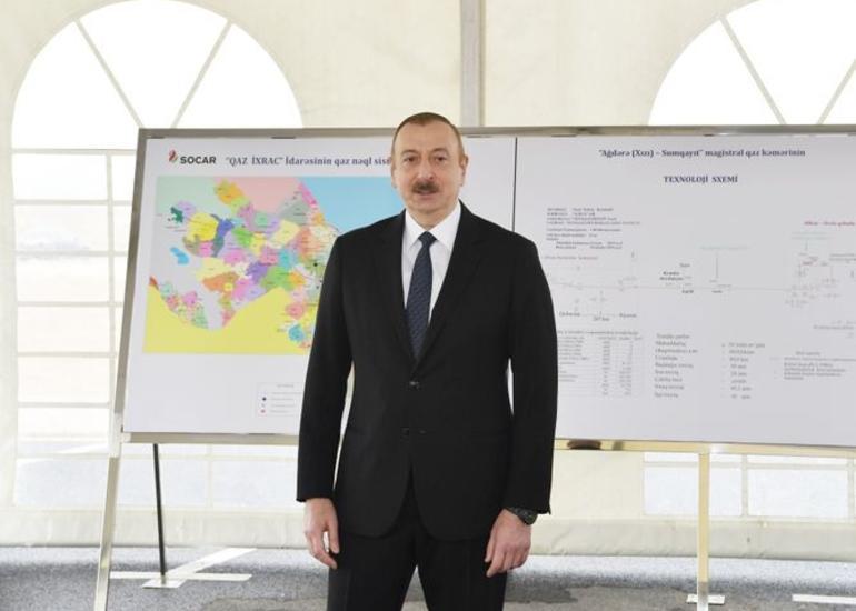 """Azərbaycan Prezidenti: """"Bu yumşalmadan sonra görsək ki, vəziyyət mənfi istiqamətə gedir, məcbur olub yenə də sərtləşdirəcəyik"""""""