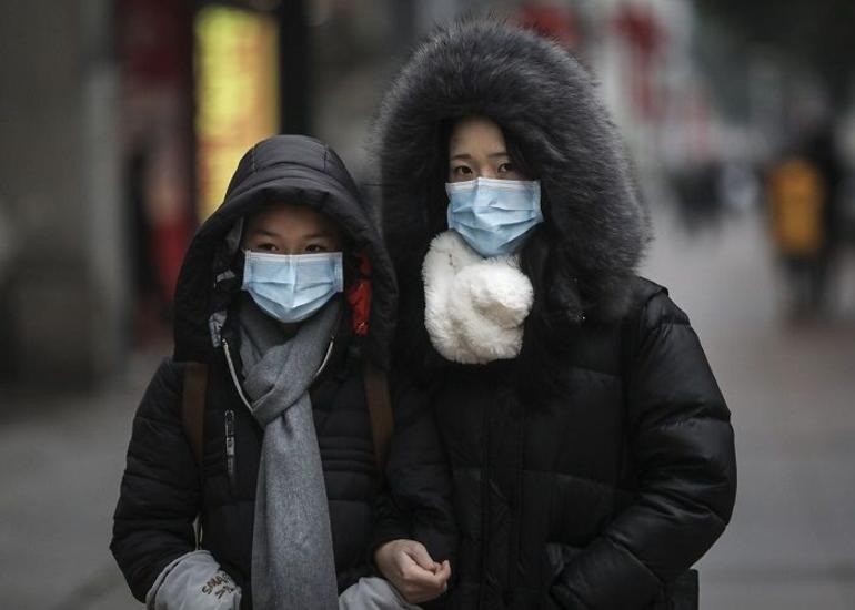 Çində koronaviruslu xəstələrin sayı 723 nəfərə enib