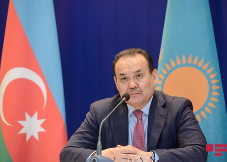 """Türk Şurasının baş katibi qondarma """"erməni soyqırımı"""" ilə bağlı bəyanat yayıb"""
