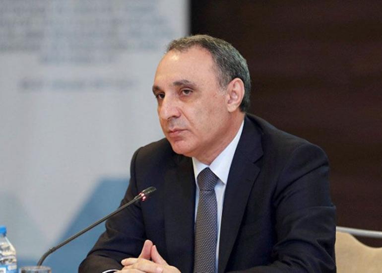 Kamran Əliyev Prezidentə və Milli Məclisə təşəkkür edib