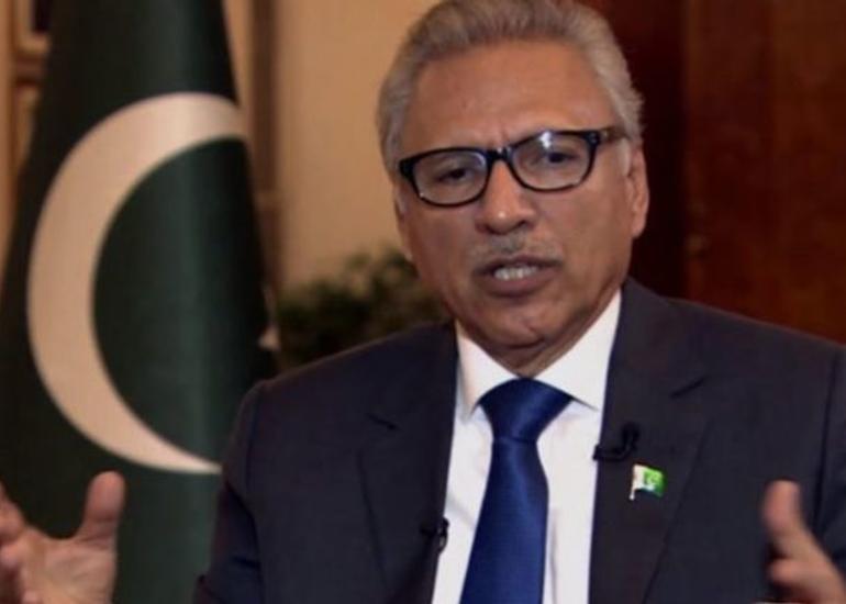 """Pakistan Prezidenti: """"İnsanlar həm virusla, həm də aclıqla mübarizə aparırlar"""""""