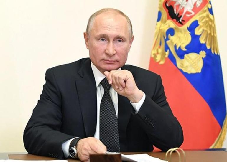 Putin Avrasiya İttifaqında vahid qaz tarifinin tətbiq olunması üçün şərtləri açıqlayıb
