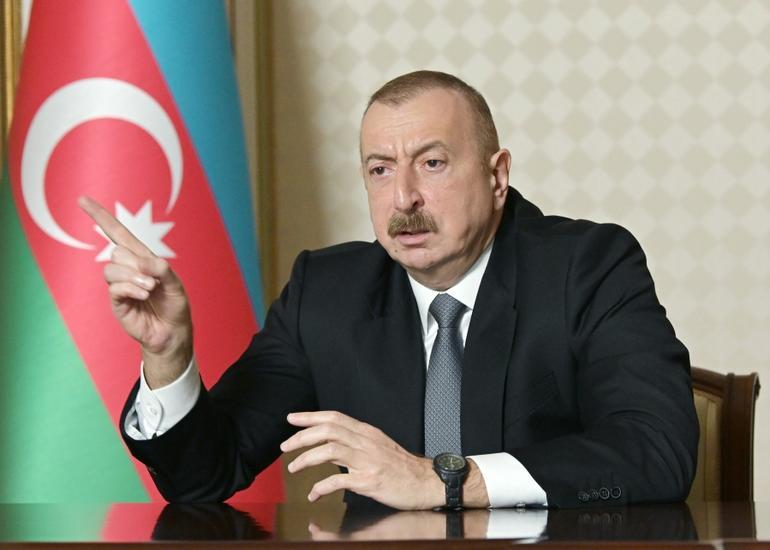 """Azərbaycan Prezidenti: """"Bütün işlər ədalətli görülməlidir"""""""