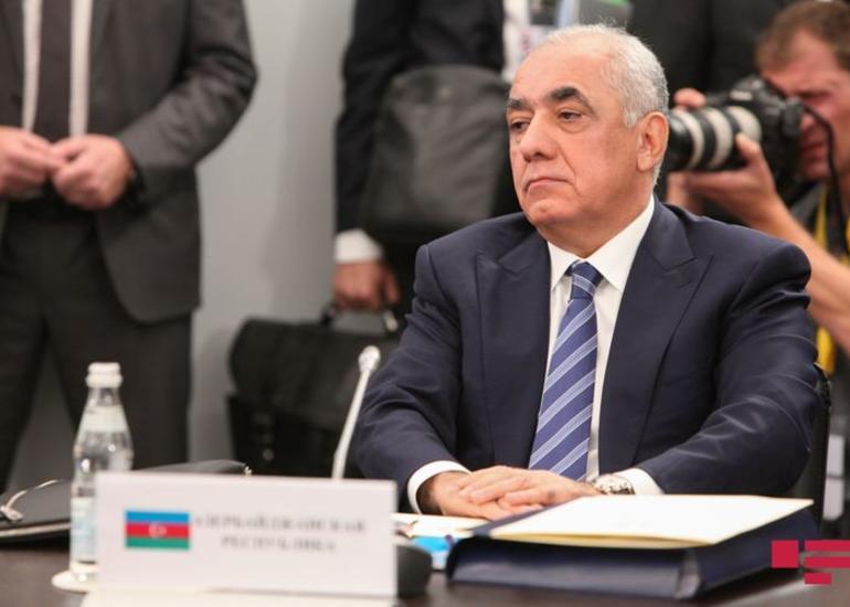 Əli Əsədovla İranın Birinci vitse-prezidenti arasında telefon danışığı olub