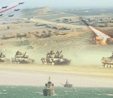 Azərbaycan Ordusunun əməliyyat-taktiki təlimləri başa çatıb