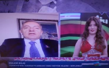 """Respublika Günü münasibətilə Türkiyənin """"Bengü Türk"""" televiziyasında xüsusi veriliş yayımlanıb"""