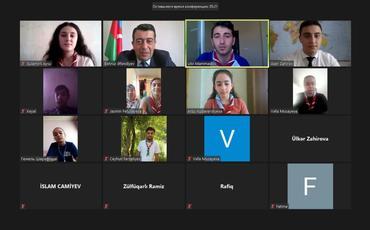 Ombudsmanın Quba Regional Mərkəzi videokonfrans formatında tədbir keçirib