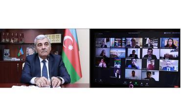 Türkiyədəki azərbaycanlı gənclərin onlayn I Forumu təşkil edilib