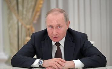 """Putin """"Qlobal Peyvənd Sammiti 2020""""də iştirak etməyəcək"""