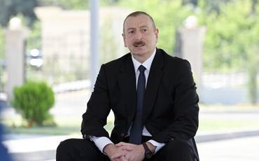 """Azərbaycan Prezidenti: """"Ermənistan terror dövlətidir və bunu bu dövlət dəfələrlə göstərib"""""""