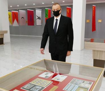 """Prezident: """"İndiki Ermənistanın toponimlərinin mütləq əksəriyyəti Azərbaycan mənşəlidir"""""""