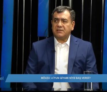 """Qüdrət Həsənquliyev: """"Türkiyə istəsəydi, 4 iyun qiyamının qarşısını ala bilərdi"""""""