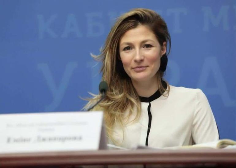 Krım tatarı Ukrayna XİN başçısının birinci müavini təyin edilib