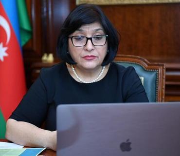 Sahibə Qafarova Türkiyənin Azərbaycana dəstək verən partiyalarına təşəkkür edib