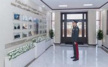 DİN-in iki yeni inzibati binasının açılışı olub - FOTO