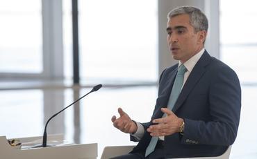 Azərbaycan Prezidentinin köməkçisi Anar Ələkbərov media nümayəndələri ilə görüşüb