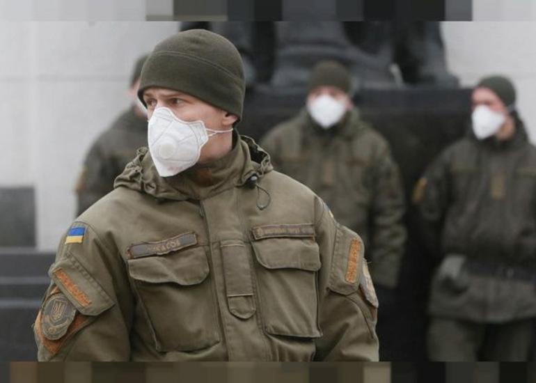 Ukraynada koronavirusdan ölən hərbçilərin sayı 5-ə çatıb