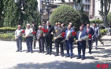 Azərbaycan Silahlı Qüvvələr günü Tbilisidə qeyd olunub