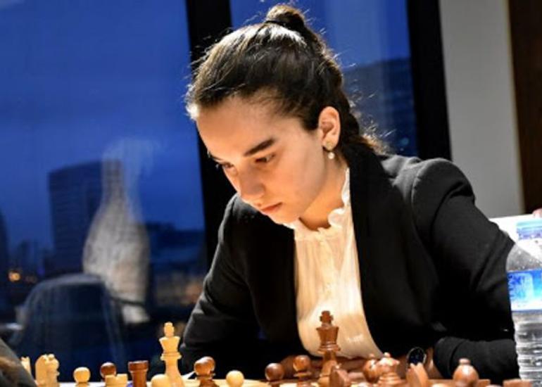 Azərbaycan şahmatçısı Qran-Prinin 1/8 finalında mübarizəni dayandırıb