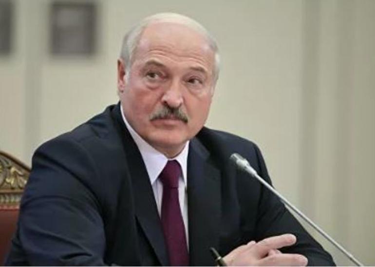 """Prezident Lukaşenko: """"Belarus itirmək Rusiyanın daxili siyasətinə ən güclü zərbədir"""""""