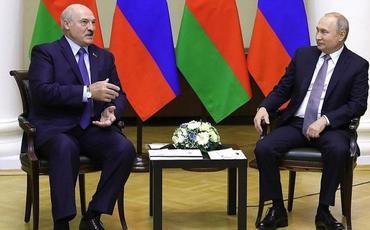 Putin ittifaq dövləti çərçivəsində Belarusla əlaqələrin möhkəmləndirilməsinin əhəmiyyətindən danışıb
