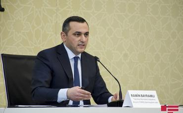 """Ramin Bayramlı: """"PZR testlərinin dəqiqliyi 70 faizdir"""""""