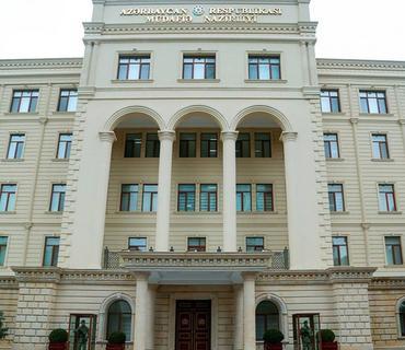 MN: Azərbaycan Ordusunun bəzi bölmələri karantin rejiminə riayət olunmasına nəzarət üçün cəlb edilib