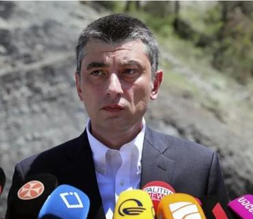 """Gürcüstanın Baş Naziri: """"Quru sərhədlərimizi açmağı planlaşdırmırıq"""""""