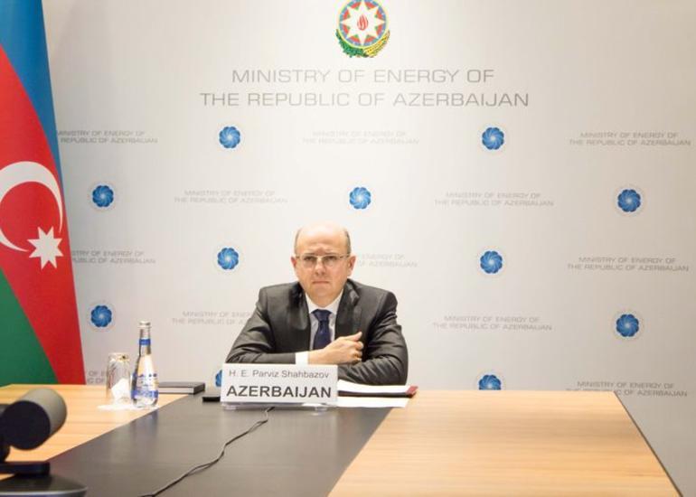 Azərbaycan və İndoneziya enerji əməkdaşlığına dair memorandum imzalayacaq