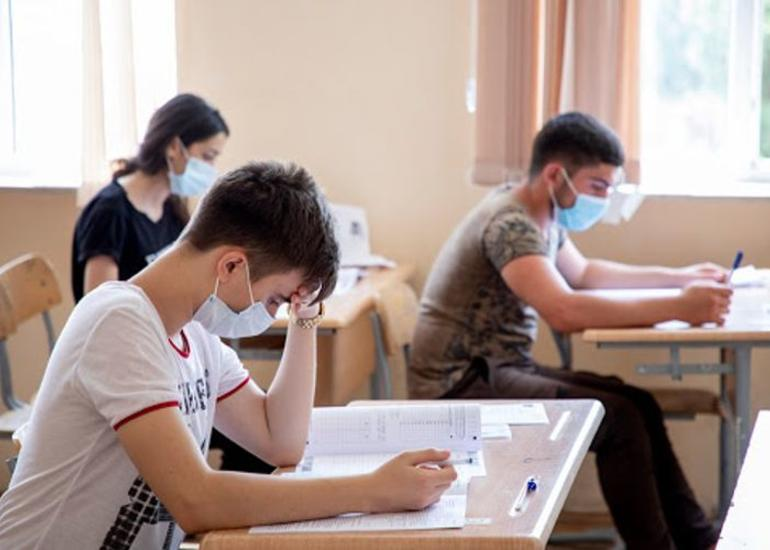 Hərbi Liseyə qəbul imtahanlarının nəticələri elan olunub