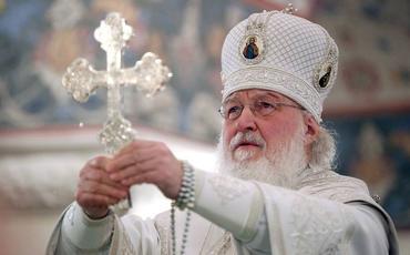 Patriarx Kirill Aya Sofyanın statusu ilə bağlı xüsusi bəyanatla çıxış edib