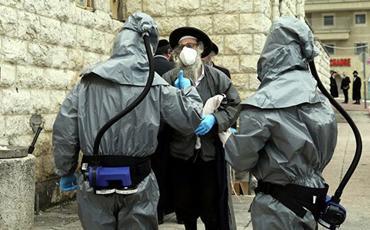 İsraildə idman zalları, barlar və klublar koronavirusa görə qapadılıb