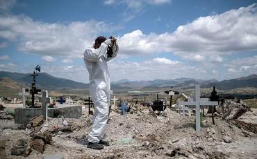 Meksikada koronavirusa yoluxanların sayı 268 mini keçib