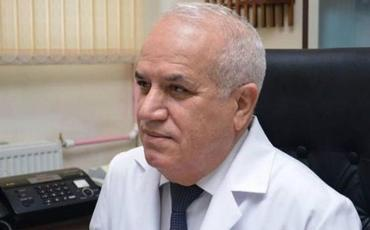 İbadulla Ağayev Azərbaycanın baş epidemioloqu vəzifəsindən çıxıb