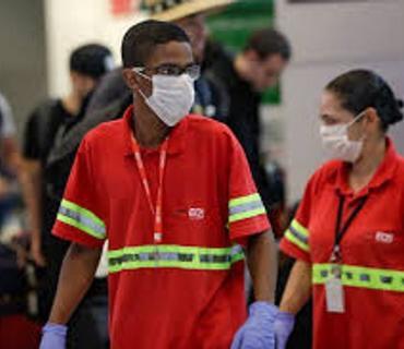 Braziliyada koronavirusa daha 44 571 nəfər yoluxub