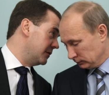 Dmitri Medvedev Putinlə münasibətlərindən danışıb
