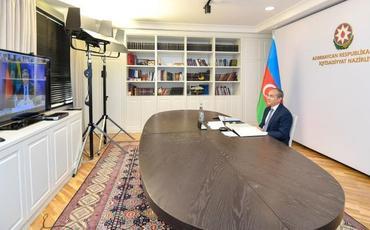 Azərbaycan-Litva Hökumətlərarası Komissiyasının növbəti iclası keçirilib