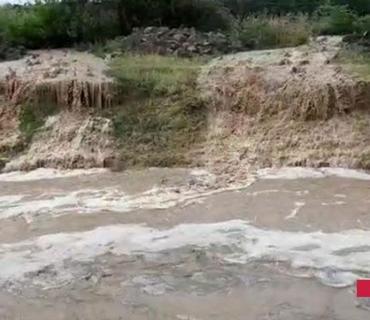 Milli Hidrometeorologiya Xidməti: İyulun 18-dək dağ çaylarından daşqın və sel keçəcəyi ehtimal olunur