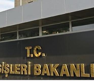"""Türkiyə XİN: """"Ermənistanın Azərbaycan sərhədinə silahlı hücumlarını şiddətlə qınayırıq"""""""