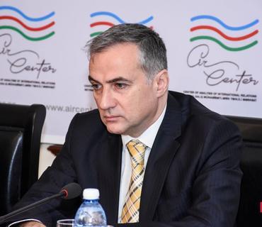 """Fərid Şəfiyev: """"Ermənistan vəziyyəti gərginləşdirməyə çalışır"""""""