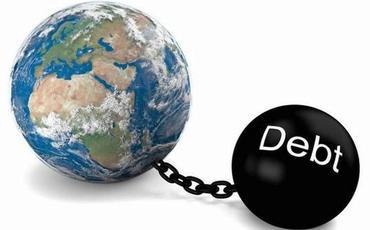 Dünya ölkələrinin ümumi borcu 258 trln. dollara çatıb